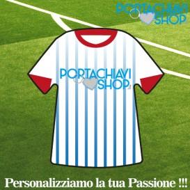 Personalizzata 2 - Portachiavi Mini T-shirt Personalizzabile