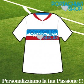 Grafica 003 - Portachiavi Mini T-shirt Personalizzabile