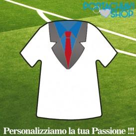 Rappresentanza 001 - Portachiavi Mini T-shirt Personalizzabile