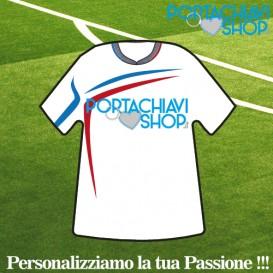 Mod Lubiana - Portachiavi Mini T-shirt Personalizzabile