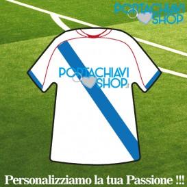Classica 004 - Portachiavi Mini T-shirt Personalizzabile