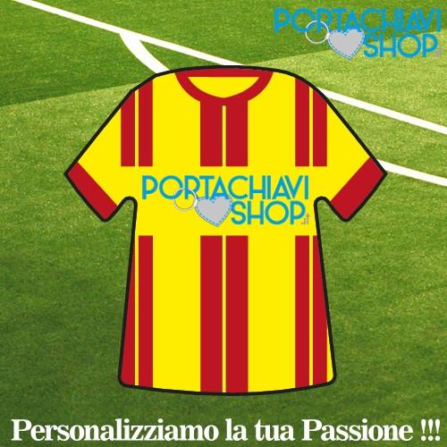 Mod Benevento - Portachiavi Mini T-shirt Personalizzabile