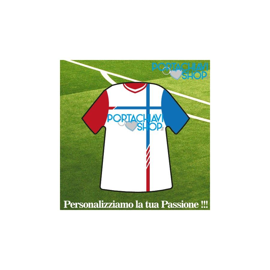 Famoso Grafica 006 - Portachiavi Mini T-shirt Personalizzabile  AR51