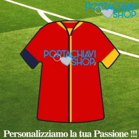 Mod Beira - Portachiavi Mini T-shirt Personalizzabile