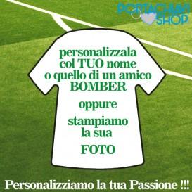 Che Fatica la vita da Bomber - Portachiavi Mini T-shirt